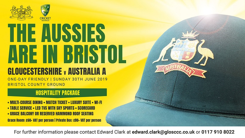 Hospitality now available for Australia A matches | News