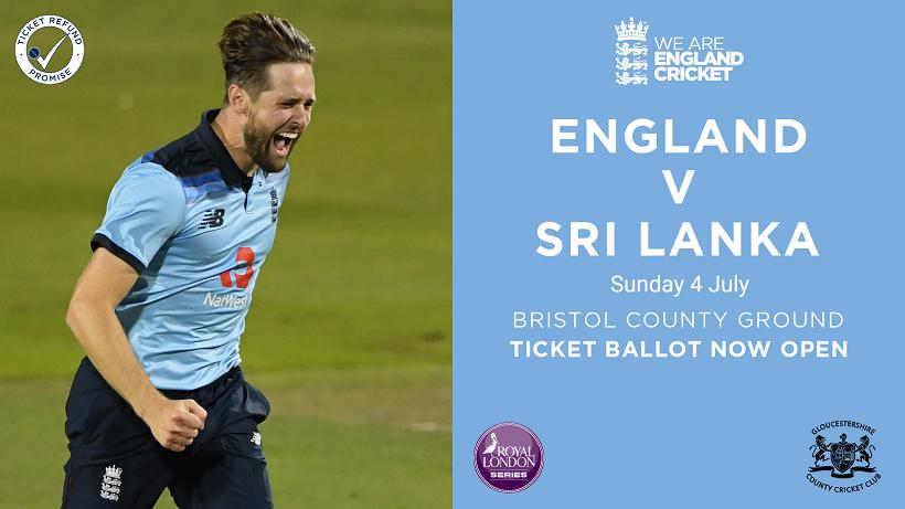 England vs Sri Lanka ODI