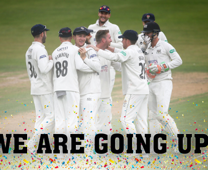 Home Gloucestershire Cricket