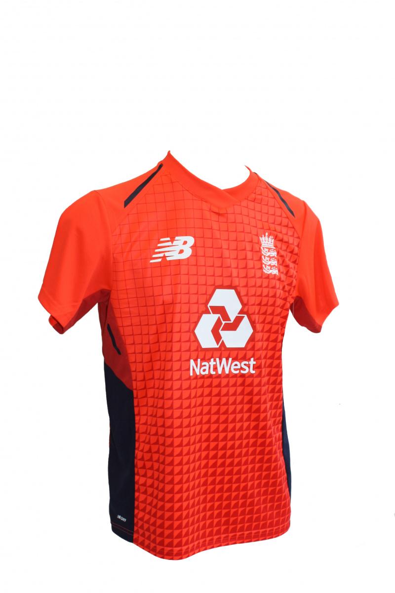 31420c8841cfe England T20 Replica Shirt 2018
