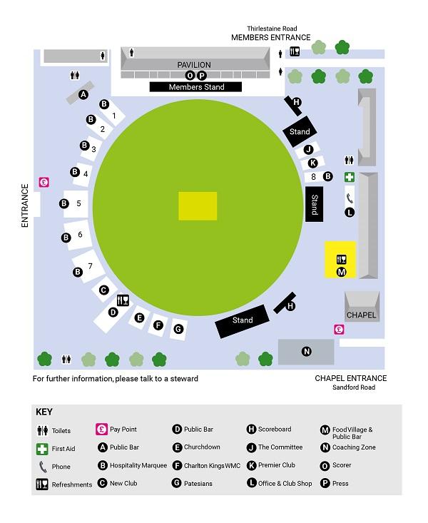 Cheltenham Festival Map 2017 JPEG