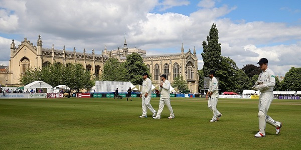 Glos CC v Essex CC2 at Cheltenham College 14/7/16 Pic by Martin Bennett