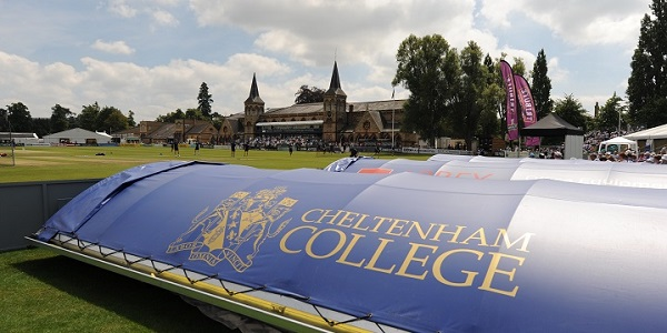 Gloucestershire v Surrey T20 18-7-14, From Cheltenham Pic by Martin Bennett