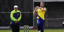 Glos v Glam T20 Warm up 19-3-14Pic by Martin Bennett