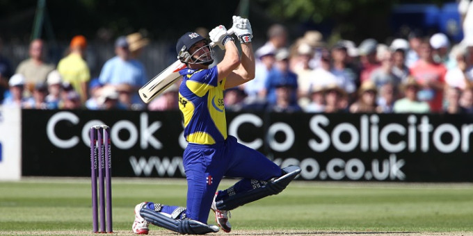 Gloucestershire v Surrey T20 18-7-14, From CheltenhamPic by Martin Bennett