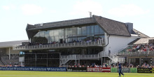 Gloucestershire v Glamorgan from Bristol 18/8/13Pic By Martin Bennet