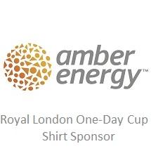 Amber energy RLODC Shirt Sponsor