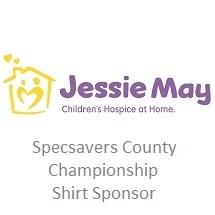 Jessie May Shirt Sponsor logo