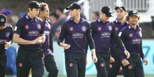 Gloucestershire v Middlesex T20 Blast from the County Ground , Bristol 15/5/15 Pic by Martin Bennett