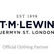 T.M. Lewin Official Clothing Partner 215x215