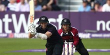 Gloucestershire CCC v Somerset T20 Blast from the County Ground , Bristol 19-6-15