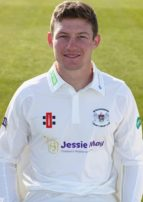 BRISTOL, ENGLAND - APRIL 05:  Cameron Bancroft of Gloucestershire in the Specsavers County Championship kit during the Gloucestershire County Cricket photocall at The Brightside Ground on April 5, 2017 in Bristol, England.  (Photo by Michael Steele/Getty Images)
