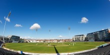 Gloucestershire CCC The County Ground , Bristol  Pic by Martin Bennett