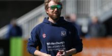 Gloucestershire CCC  v Derbyshire Specsavers County Championship from The Brightside Ground, Bristol 17-4-16 Pic by Martin Bennett
