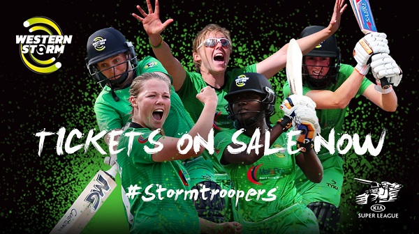 Western Storm Tickets on sale
