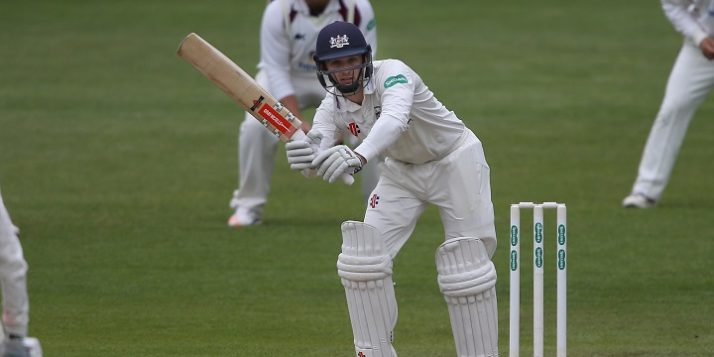 Gloucestershire CCC  v Northamptonshire Specsavers County Championship from The Brightside Ground, Bristol 23-5-16 Pic by Martin Bennett