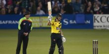 Gloucestershire v Somerset Natwest T20 Blast from The Brightside Ground, Bristol 17-6-16 Pic by Martin Bennett