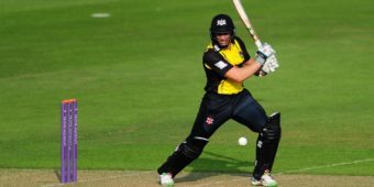 CARDIFF, UNITED KINGDOM - JUNE 06: Michael Klinger of Gloucestershire bats during the Royal London One Day Cup match between Glamorgan and Gloucestershire at the SWALEC Stadium on June 6, 2016 in Cardiff, Wales. (Photo by Harry Trump/Getty Images)