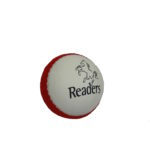 Readers swing ball