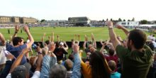 Gloucestershire v Somerset Natwest T20 Blast , From Bristol16-5-14 Pic by Martin Bennett