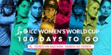 ICC WWC 100 days to go