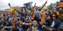 England v Sri Lanka Royal London ODI The Brightside Ground, Bristol 26-6-16 Pic by Martin Bennett