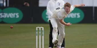 Gloucestershire CCC  v Worcestershire Specsavers County Championship from The Brightside Ground, Bristol 26-4-16 Pic by Martin Bennett