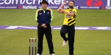 Gloucestershire v Surrey Natwest T20 Blast from The Brightside Ground, Bristol 6-7-16 Pic by Martin Bennett