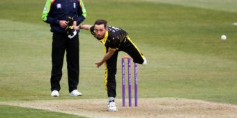 Gloucestershire CCC v Glamorgan , Royal London One Day Cup from The Brightside Ground Bristol 27-4-17   Photo Credit-  Martin Bennett