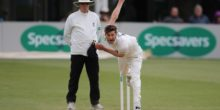 Gloucestershire CCC v Durham CCC Brightside Ground 24-4-17   Photo Credit-  Martin Bennett