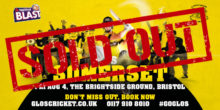 Somerset sold out