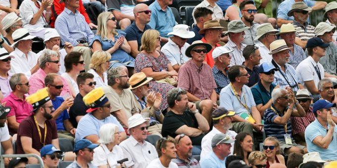 Gloucestershire v Middlesex Natwest T20 Blast  Cheltenham Festival 3-7-17  Pic by Martin Bennett