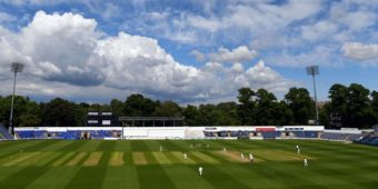 <> at SWALEC Stadium on May 19, 2017 in Cardiff, Wales.