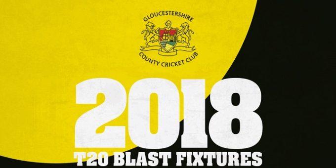 2018 T20 Blast Fixtures - 720x360 Website