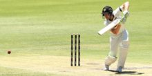 PERTH, AUSTRALIA - NOVEMBER 15: Cameron Bancroft of Western Australia bats during day three of the Sheffield Shield match between Western Australia and South Australia at WACA on November 15, 2017 in Perth, Australia.  (Photo by Paul Kane/Getty Images)