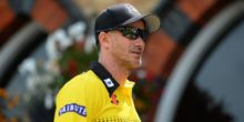 CHELTENHAM, ENGLAND - JULY 13: Michael Klinger of Gloucestershire during the Natwest T20 Blast match between Gloucestershire and Kent at the College Ground on July 13, 2017 in Cheltenham, England. (Photo by Harry Trump/Getty Images) *** Local Caption *** Michael Klinger;