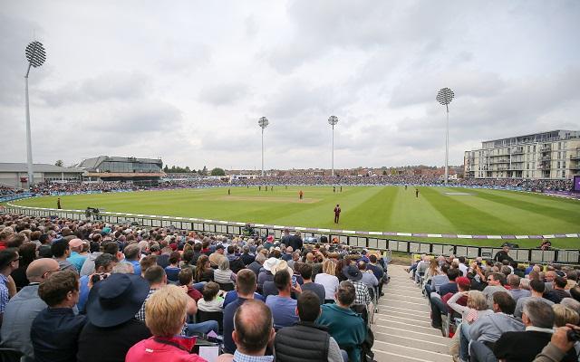 England v West Indies ODI from Bristol 24-9-17